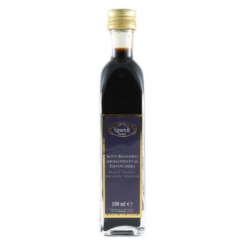 Black Truffle Balsamic Vinegar 100ml