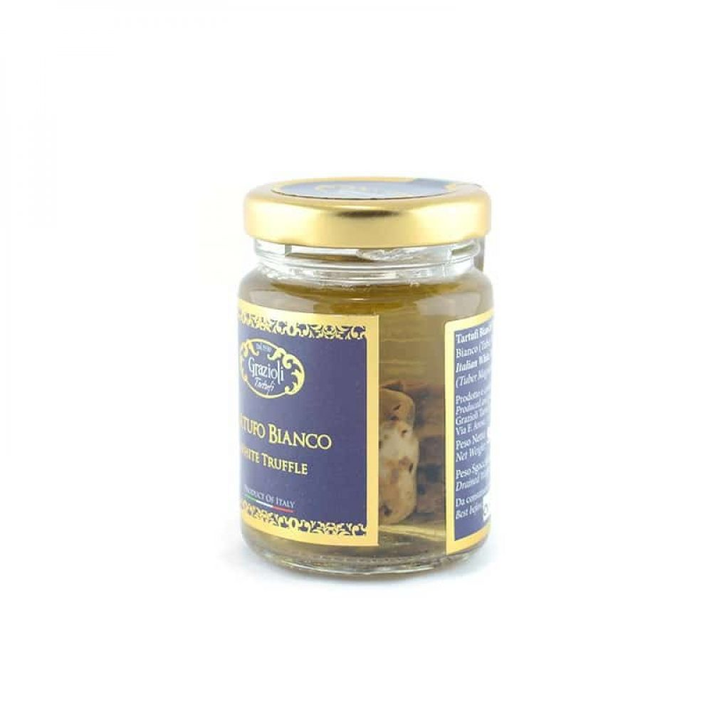 White Truffle Preserved 25g